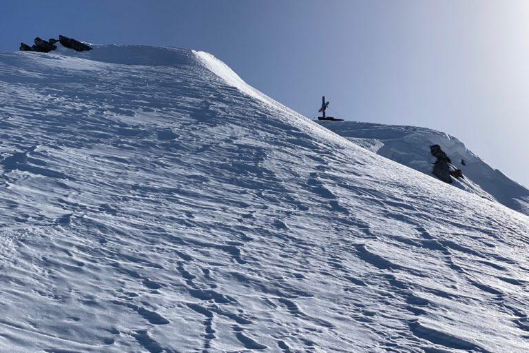 Skitour Rindernock (2.024) vom Machart