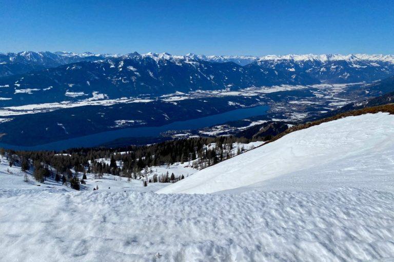 Skitour auf den Lammersdorfer Berg (2.063) und zum Granattor (2.065)