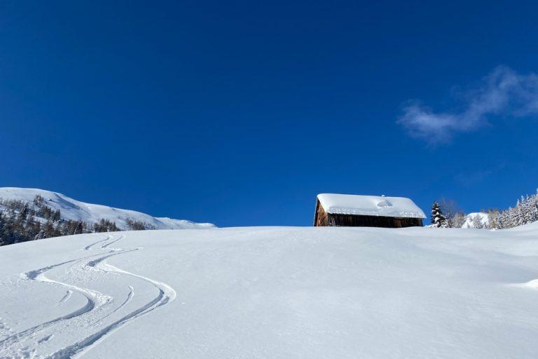 Skitour Granattor und Millstätter Alpe (2.091)