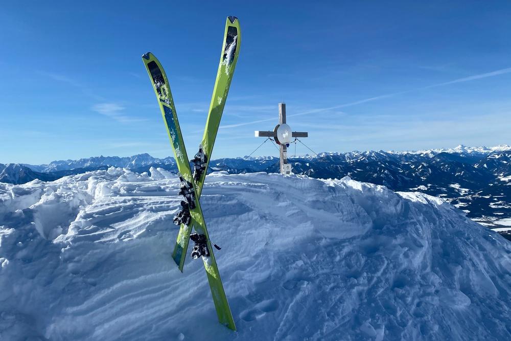 Skitour Rindernock (2.024) vom Hochstarzer
