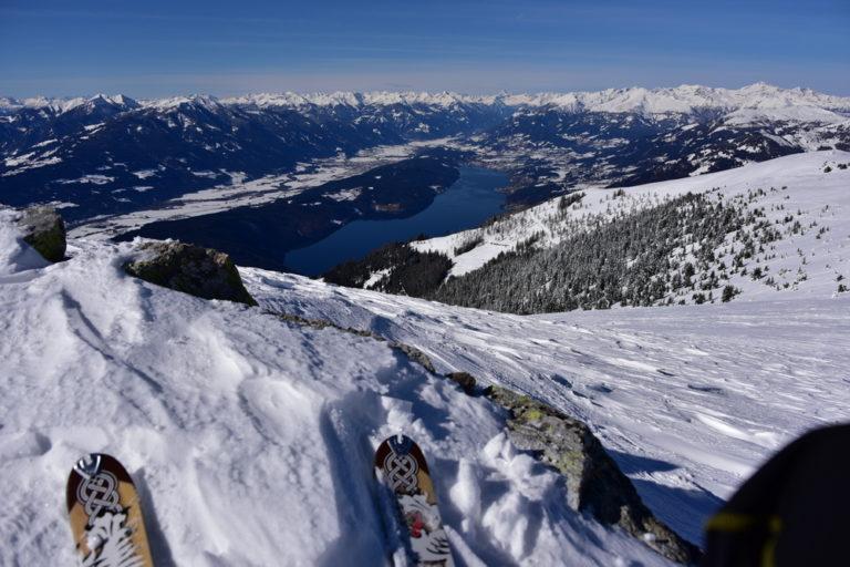 Skitour Mirnock (2.110) vom Spielerhof