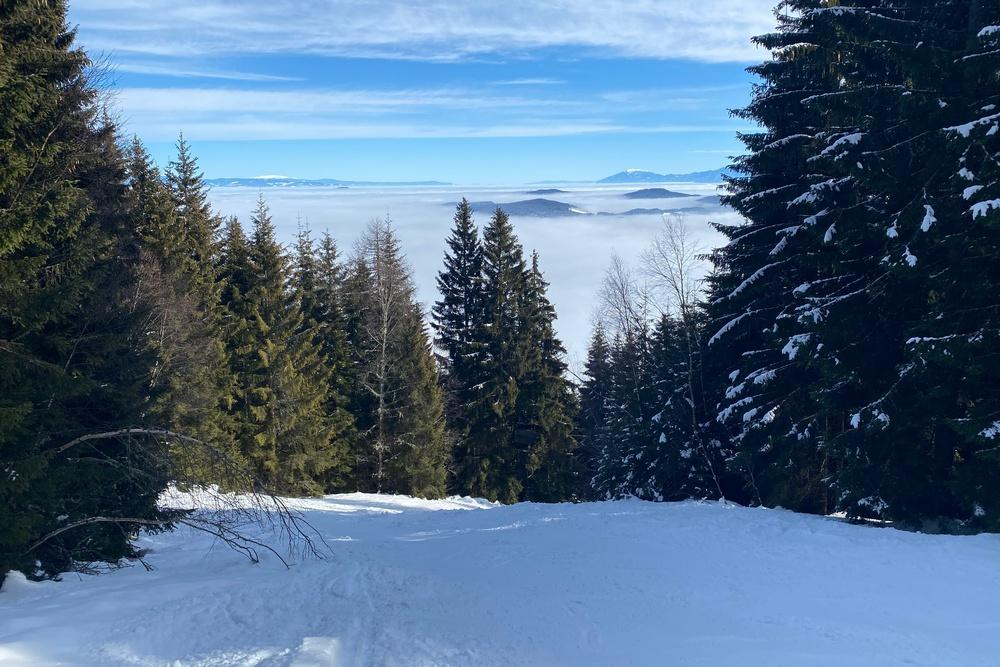 Skitour Deutschberg von Tschöran