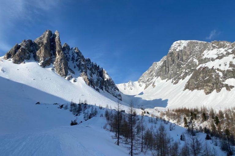 Skitour Felskarspitze (2.506)