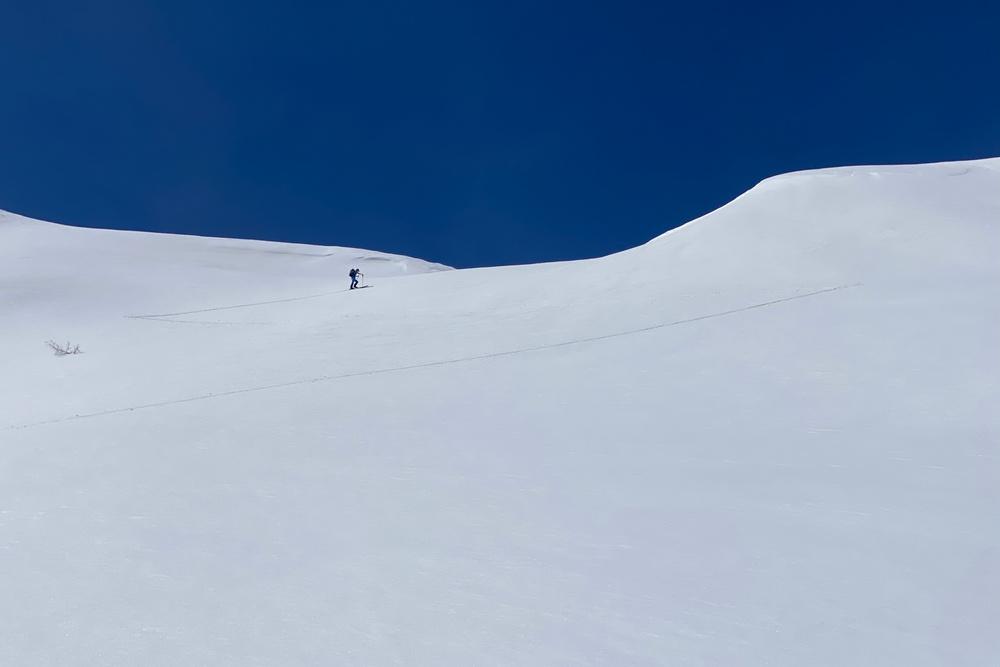 Skitour Putzen (2.330) und Tolzer (2.172)