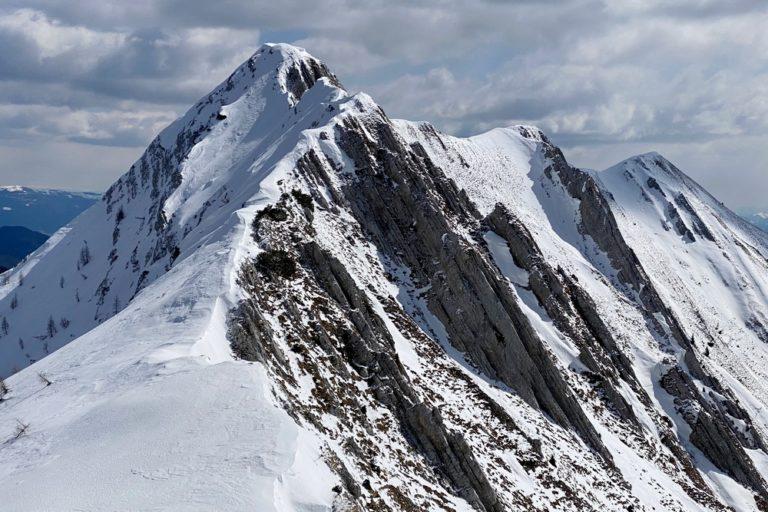 Skitour Kriebhöhe (2.065)
