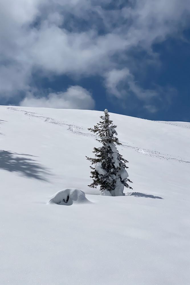 Skitour Gerlitzen von Klösterle