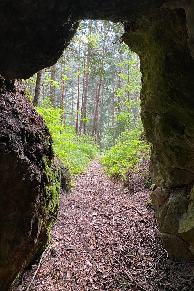 Stollenwanderweg Bad Bleiberg